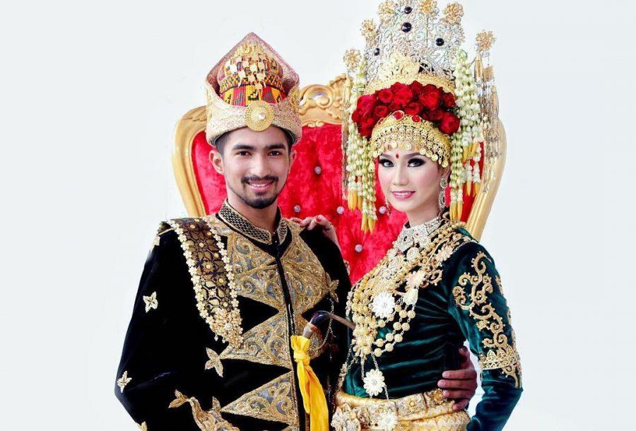 Pakaian Adat Aceh Pria, Wanita, dan Anak-anak + Deskripsi ...