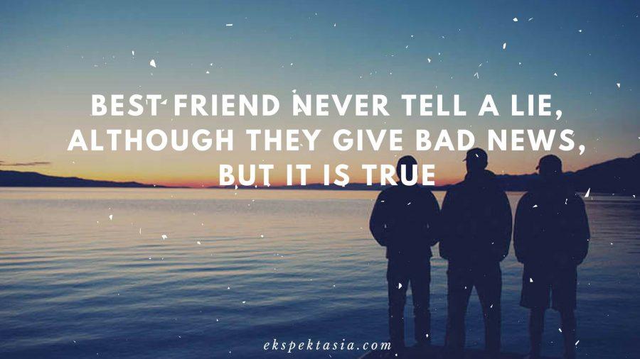 Kata Kata Bijak Persahabatan Bahasa Inggris